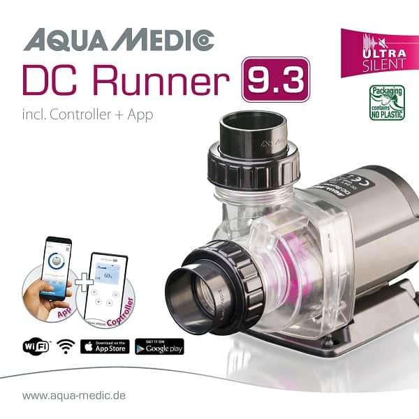 aqua medic dc runner 9.3 opvoerpomp
