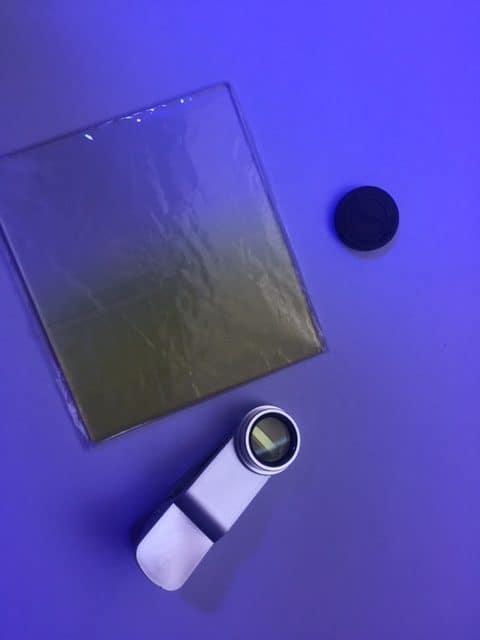Fotofilter voor smartphones