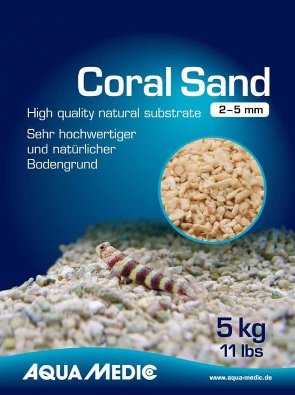 02-5mm Coral Sand Aqua Medic
