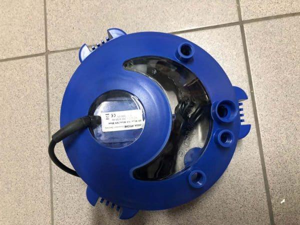 Aqua Medic top with pump kr blue