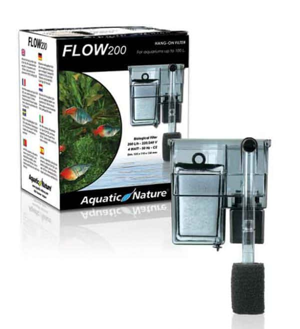 Aquatic Nature Hang ON filter FLOW 200