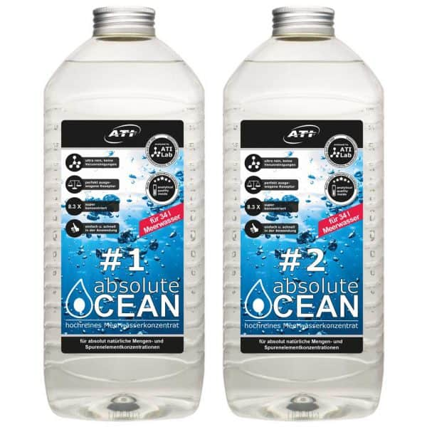 ATI Absolute ocean 2 x 2,04 Liter