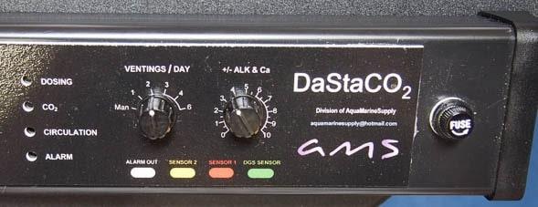 dastaco integra contoller