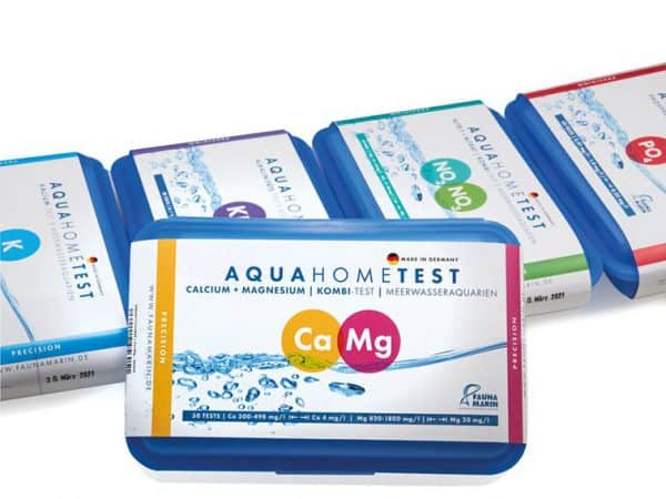 Aquahome test Ca+Mg Combi Test