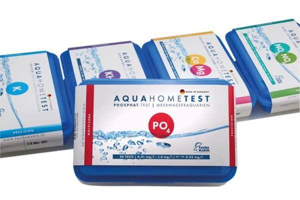 Fauna Marin Aquahometest PO4 Phosphate Test