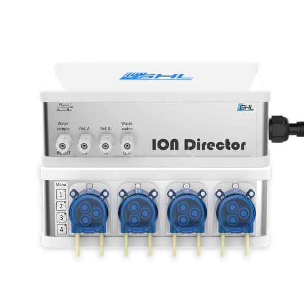 GHL ION director + Doser 2.1 SA wit