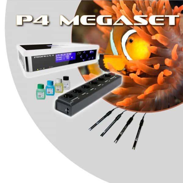 GHL ProfiLux 4 Mega-Set 6E zwart