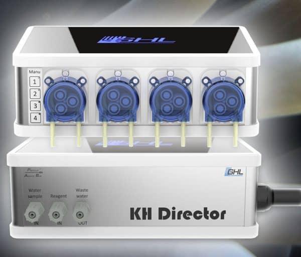 KH Director & GHL Doser2.1SA zwart