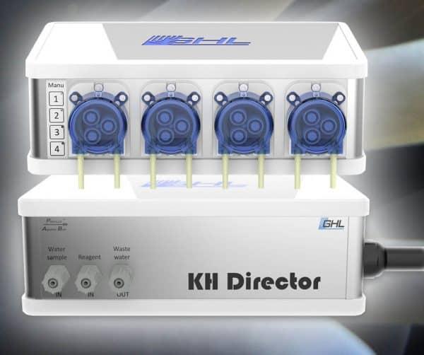 GHL KH Director set & GHL Doser2.1SA wit