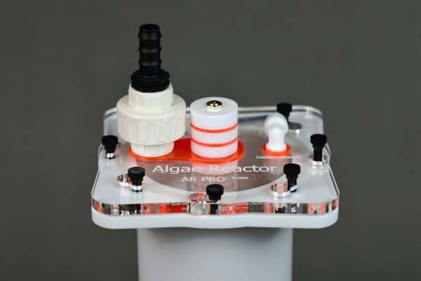 Algae reactor AR-PRO -S Slang pilaar aansluiting