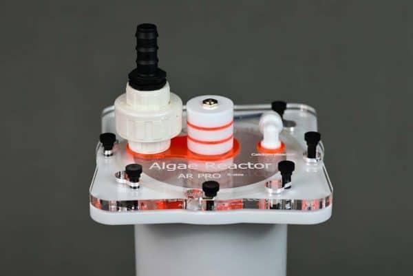 Algae reactor AR-PRO -L Slang pilaar aansluiting