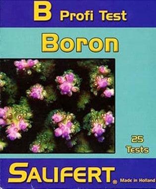 Salifert Borium Test Kit