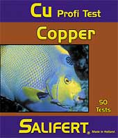 Salifert Koper Test Kit