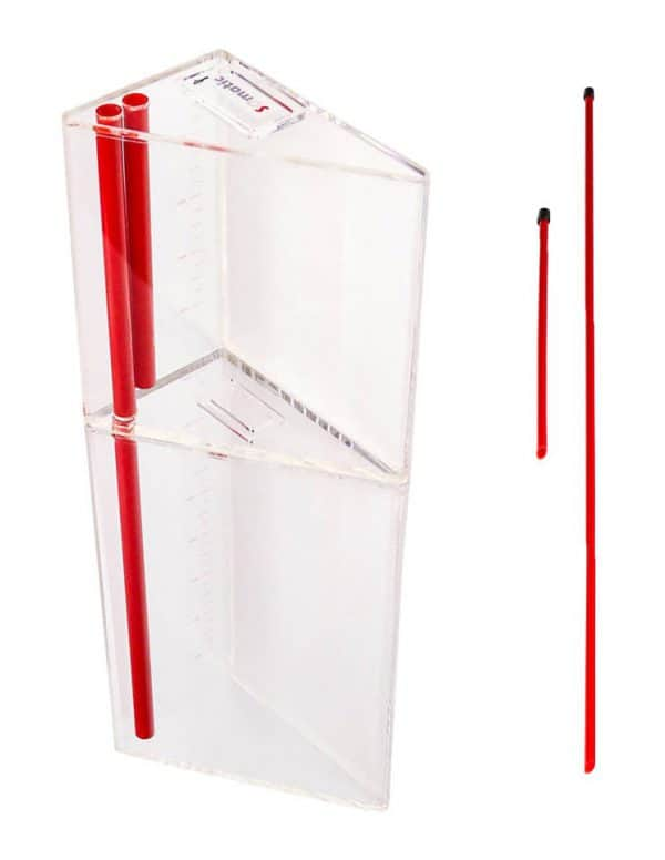 Vertex Somatic 60 Dual-Stack Vessel 1-2