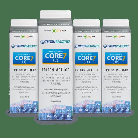 CORE7 Base Elements 4x 1L