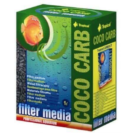 Tropical Coco Carb actief kokos filterkool 1 Ltr