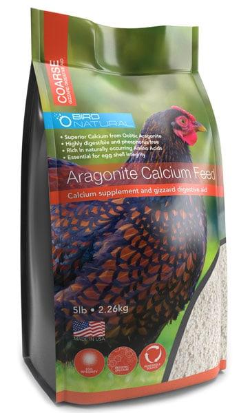 calcean Chicken aragonite Calcium feed COARSE