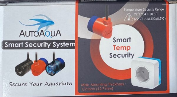 autoaqua smart temp security